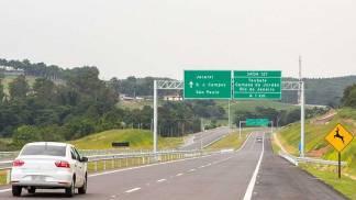 Rodovia Carvalho Pinto estrada estadual divulgação governo  SP