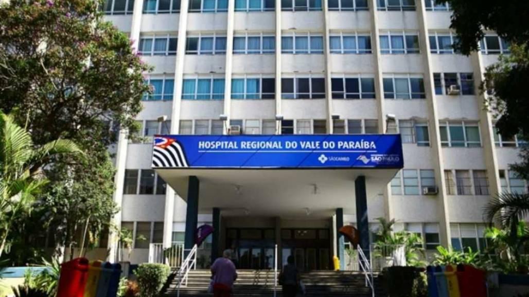 Hospital Regional Taubaté (Divulgação/Arquivo)
