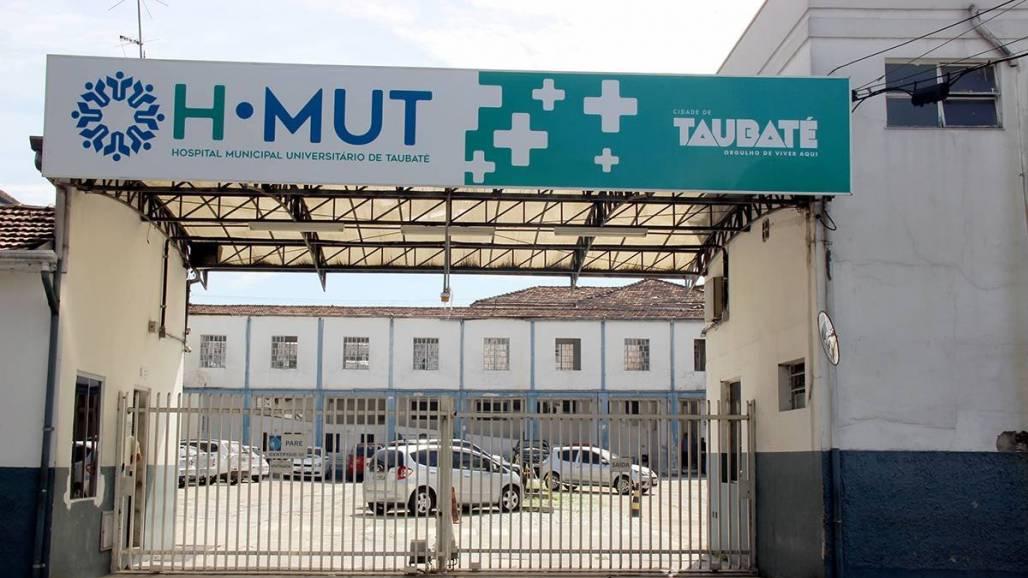 hospital municipal universitário de taubaté HMUT (Divulgação/SPDM)