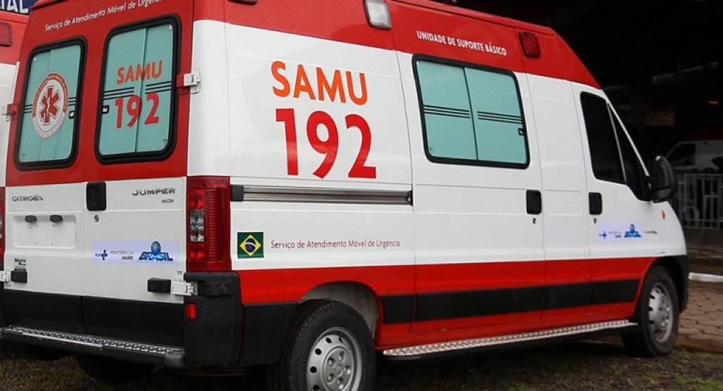 ambulância (Arquivo/Meon)