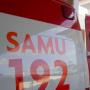 Em São José, homem cai de andaime de cerca de 3 metros