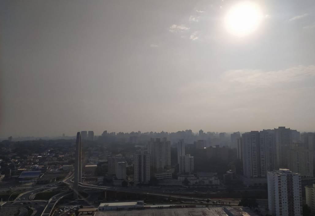 Previsão do tempo Sol nuvens (Meon)