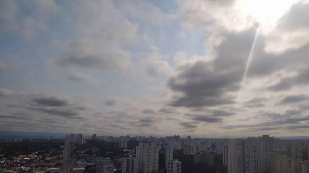 Previsão do tempo Sol entre nuvens - Meon (2) (Meon)