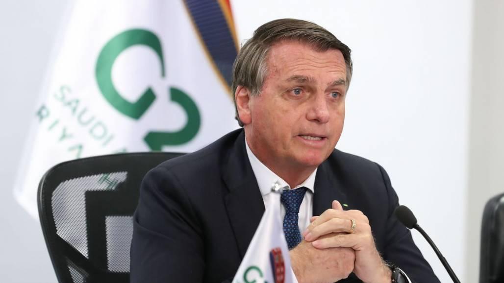 Bolsonaro G20 - Marcos Corrêa PR (Marcos Corrêa/PR)