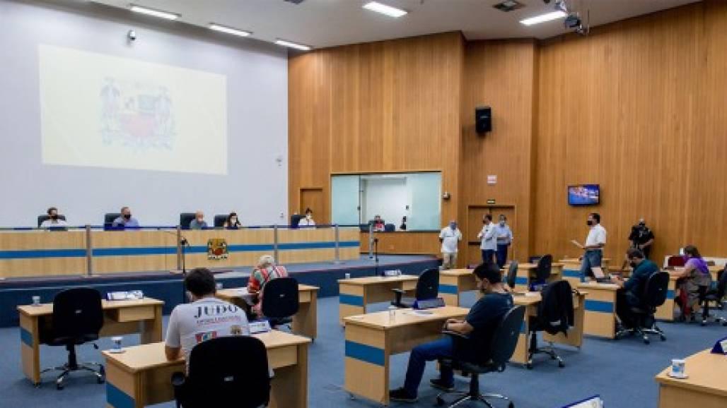 Câmara Municipal de São José dos Campos (Cleverson Nunes/CMSJC)