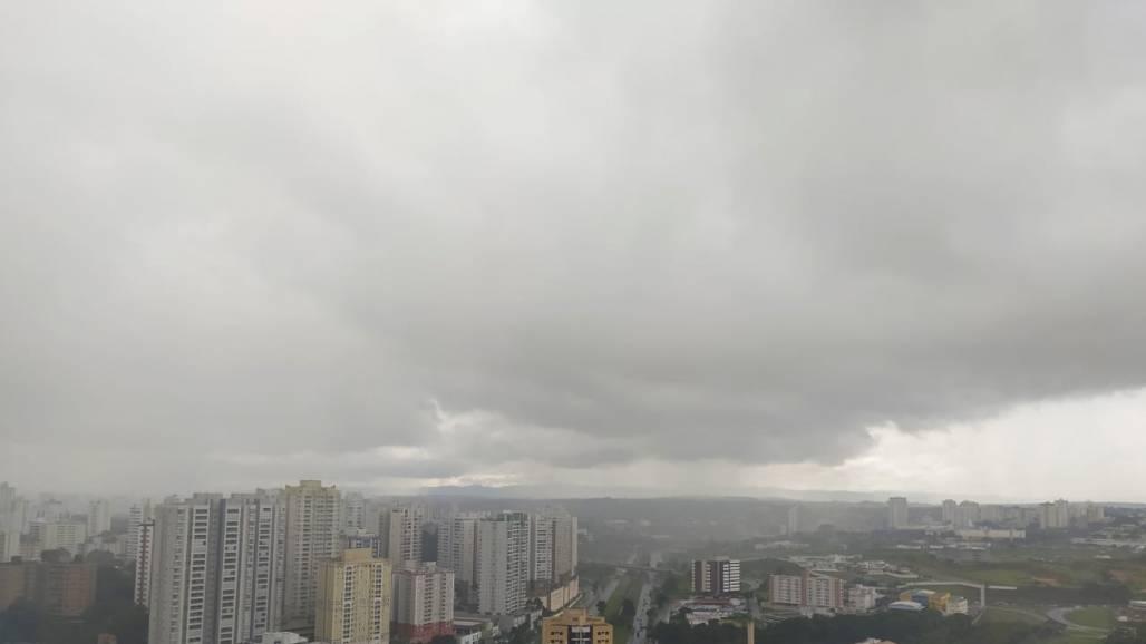 Previsão do tempo Chuva (Meon)