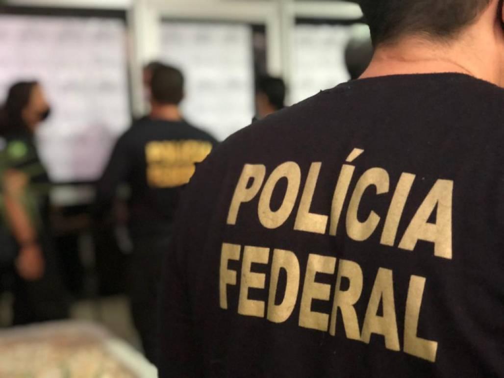 Policia Federal - Divulgação (Divulgação)