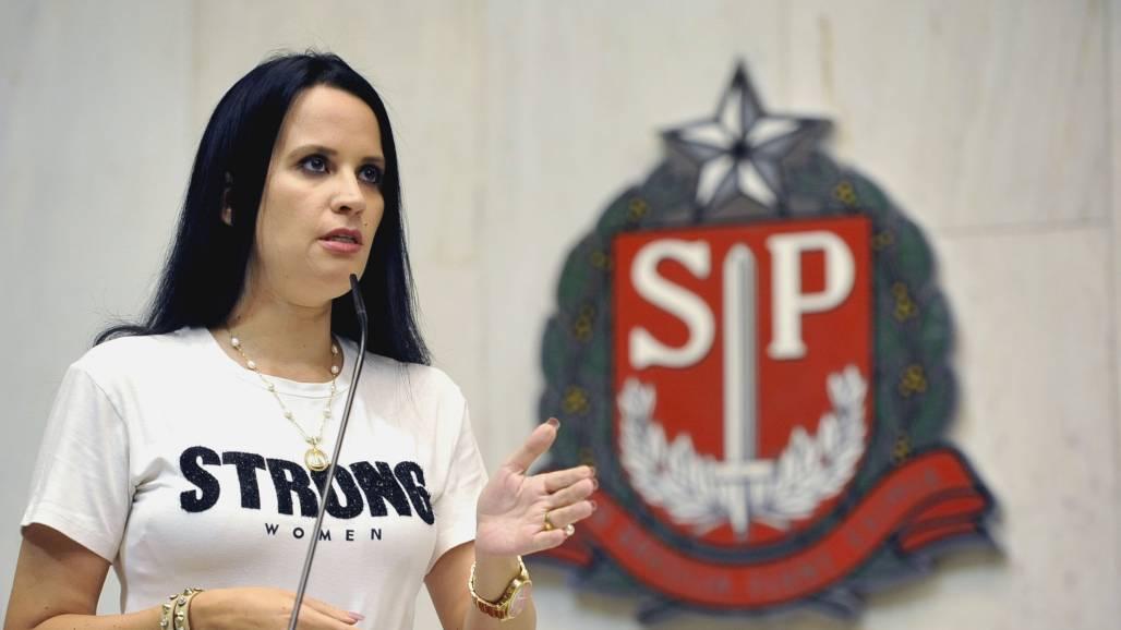 Letícia Aguiar PSL SJC - Divulgação 02 (Divulgação)