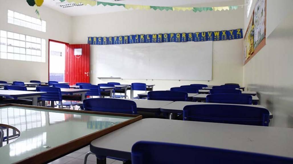 Escola SJC Educação estudar sala de aula (Reprodução / PMSJC)