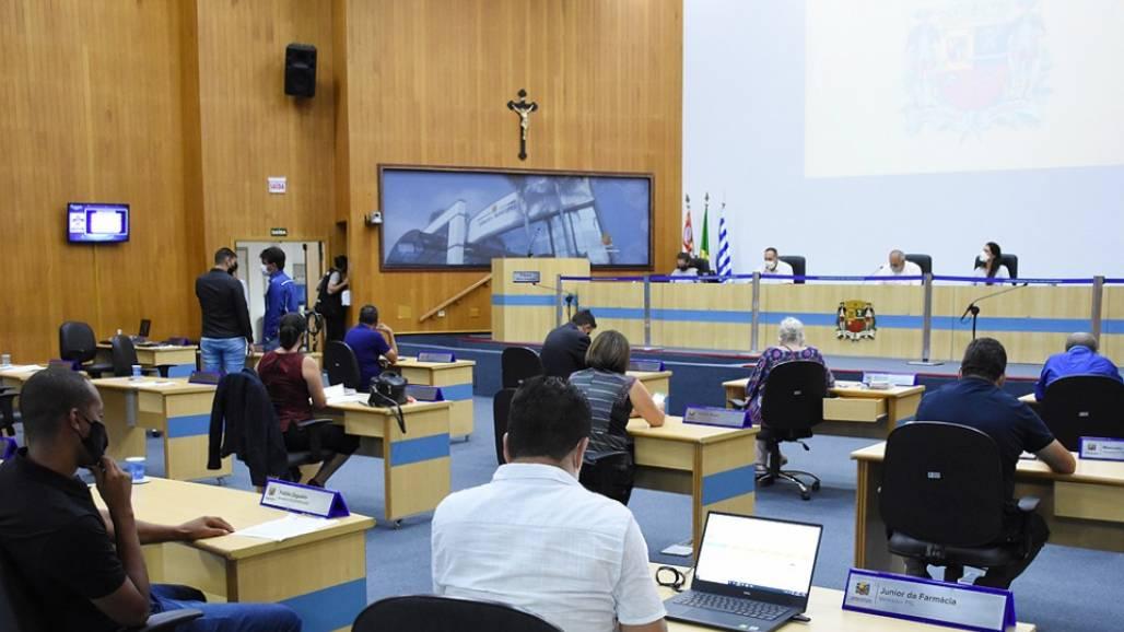 vereadores sjc (Câmara Municipal/ SJC)