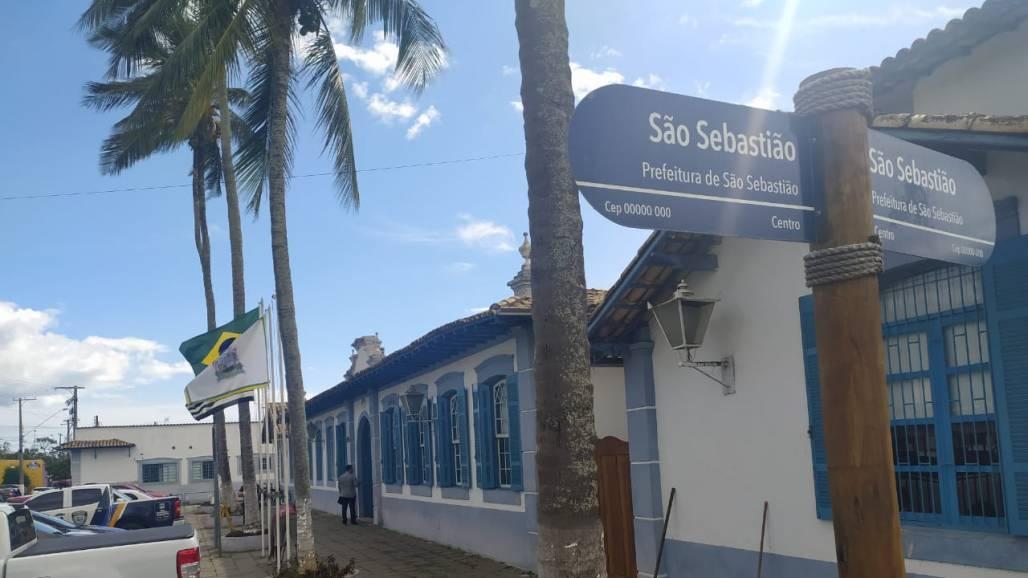 Prefeitura de São Sebastião (Samuel Strazzer / Meon)