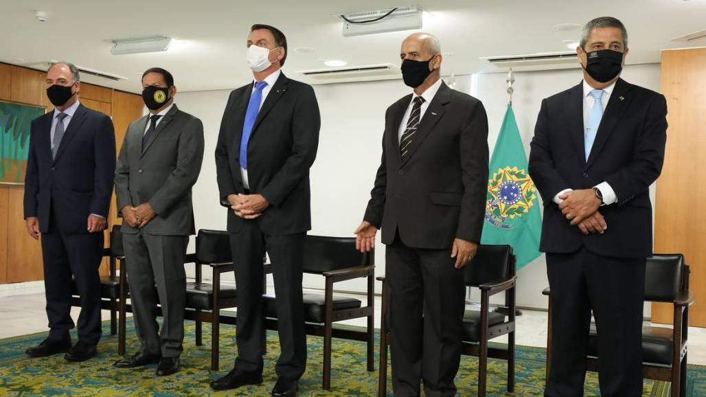 BOLSONARO POSSE DOS MINISTROS - Marcos Corrêa [barra] PR (Marcos Corrêa / PR)