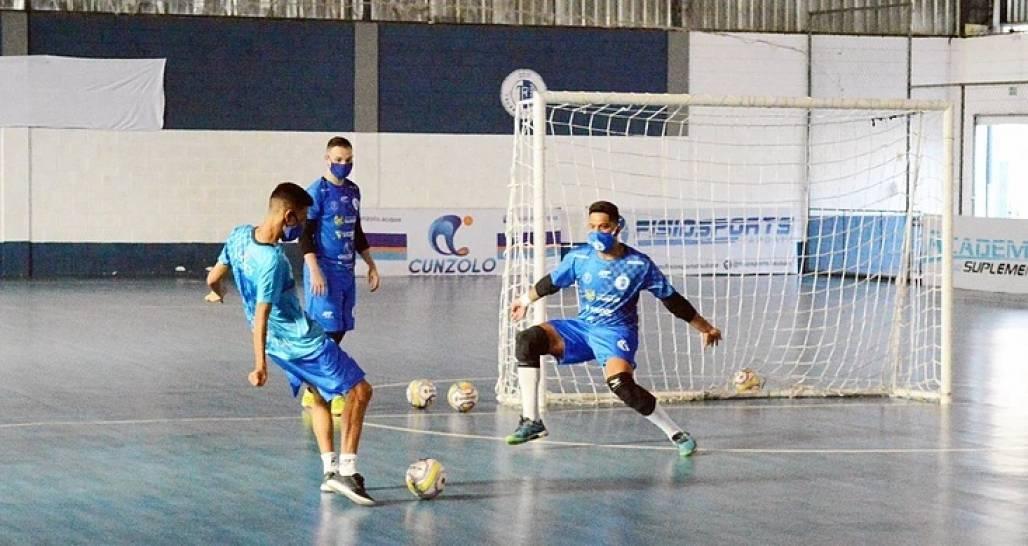 Futsal 991 (Ednei Rovida/Taubaté Futsal)