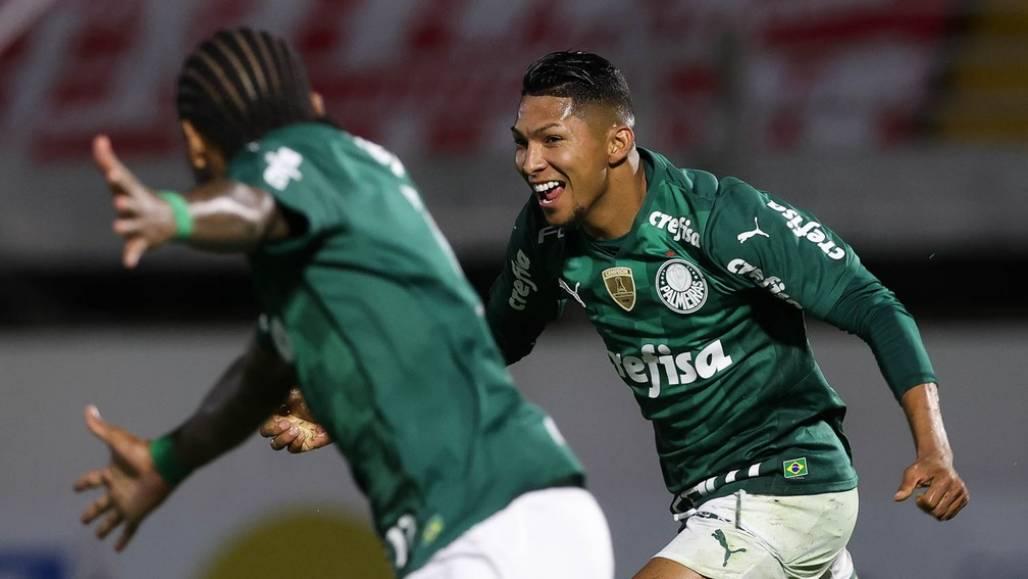 Rony Rustico - Cesar Greco - Agência Palmeiras (Cesar Greco / Agência Palmeiras)