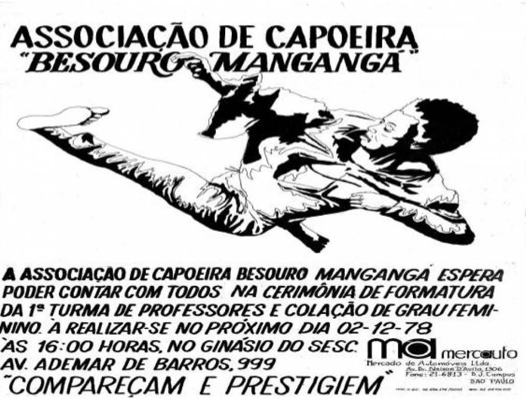 BESOURO MANGANGÁ (Foto: Reprodução)