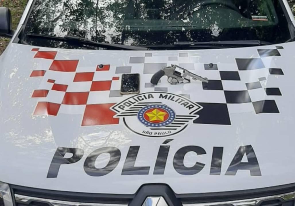 motorista de app roubado (Foto: Divulgação/ Polícia Militar)