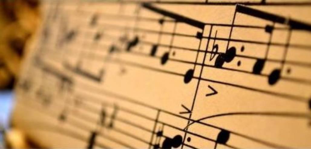 partitura (Foto: Reprodução)