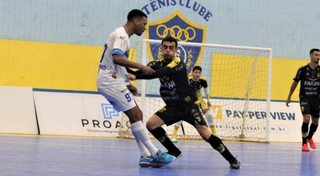 Futsal 985 (Brenno Domingues/São José Futsal)