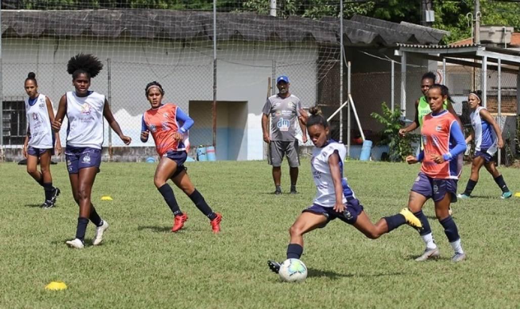 SJ Femin 975 (Gabriel Dantas/São José Futebol Feminino)