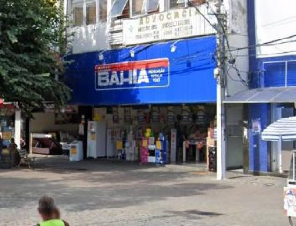 casas bahia (Foto: Reprodução/Google maps)