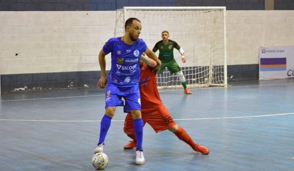 Futsal 982 (Ednei Rovida/Taubaté Futsal)