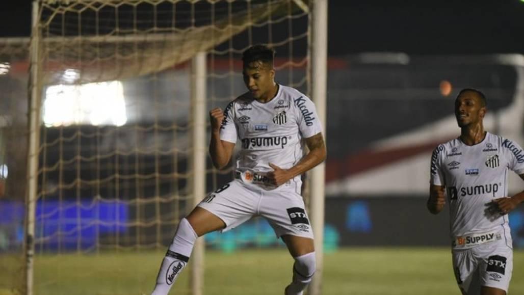 Kaio Jorge - Santos x Cianorte - Ivan Storti, Santos FC (Ivan Storti / Santos FC)