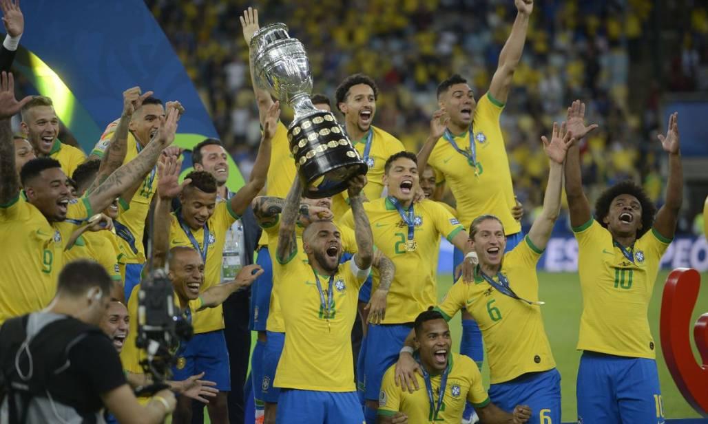 Conmebol divulga tabela e Brasil estreia em Brasília na Copa América (Foto: Fernando Frazão )