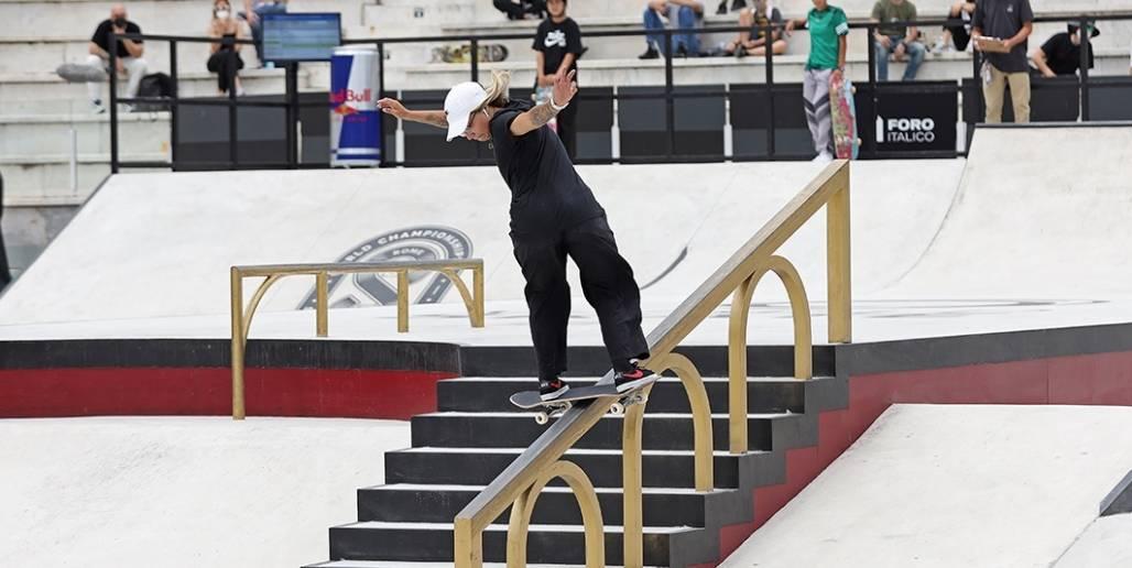 Skate 994 (Julio Detefon/CBSK/Divulgação)
