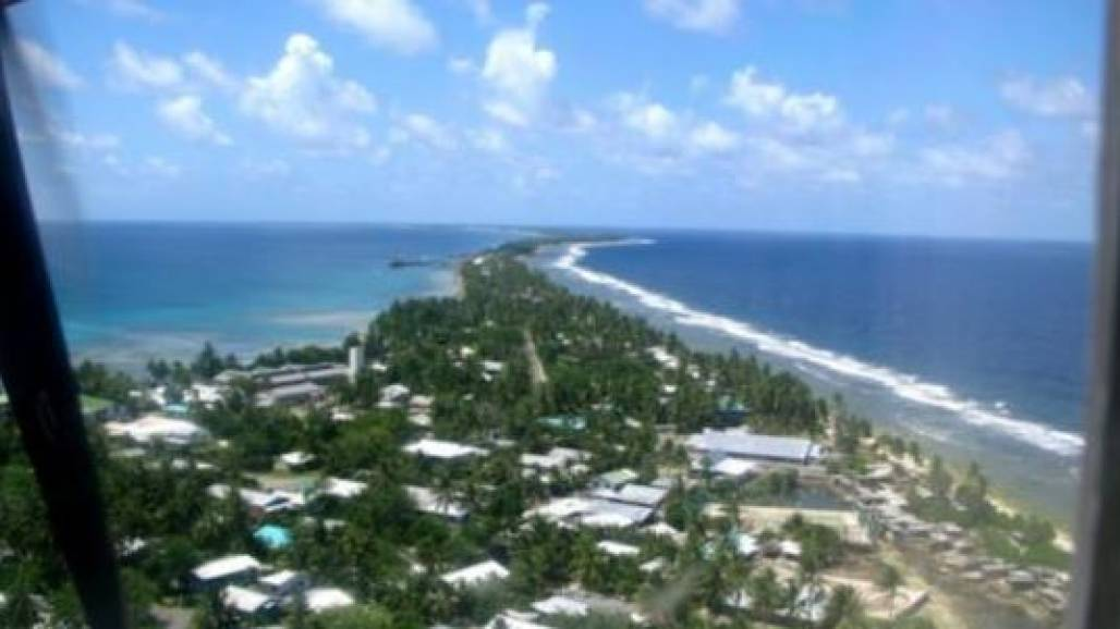 ilha tavalu capa (Foto: Reprodução)