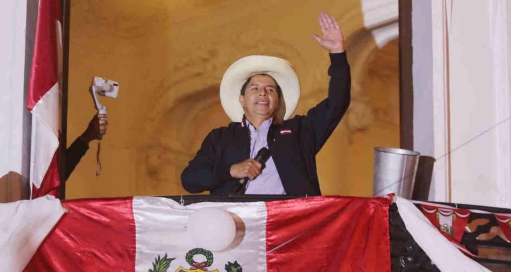Pedro Castillo - REUTERS Sebastian Castaneda (REUTERS / Sebastian Castaneda)