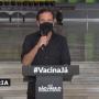 Governo de São Paulo antecipa vacinação contra a Covid-19 em mais um mês