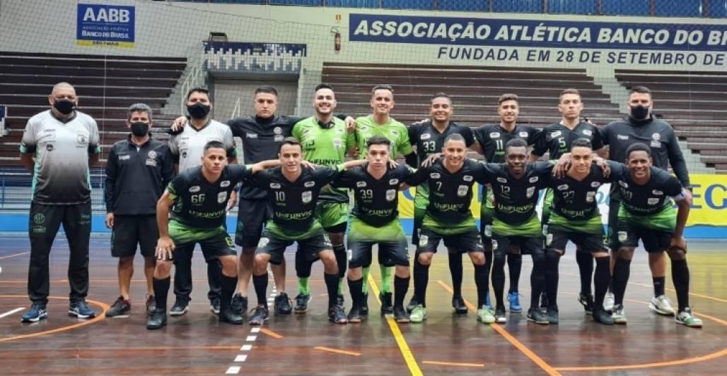 Futsal 972 (FPFS/Divulgação)
