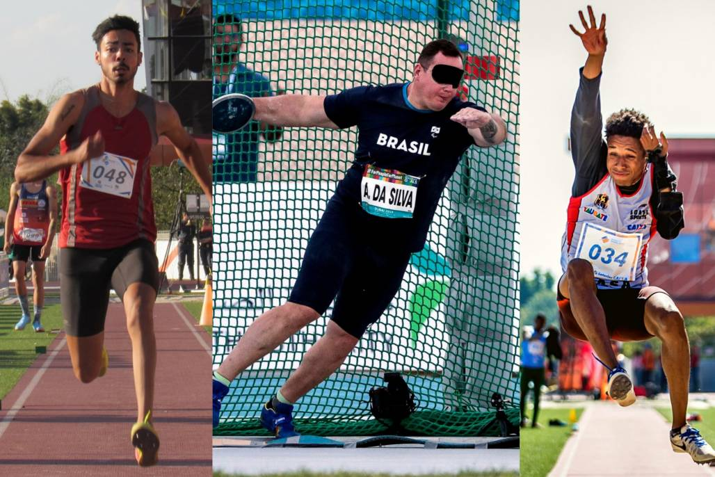 Atletas paralimpicos (Ale Cabral/CPB)