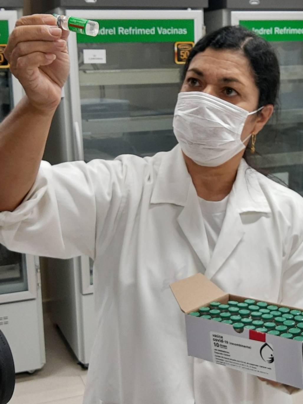 vacina taubaté (Foto: Divulgação/PMT)