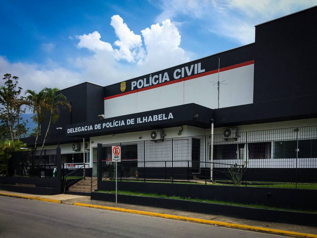Policia civil Ilhabela (Divulgação/Polícia Civil)