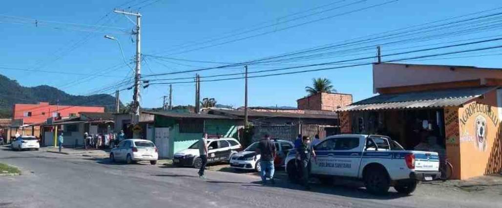 Ferro Velho Caragua (Divulgação/PMC)