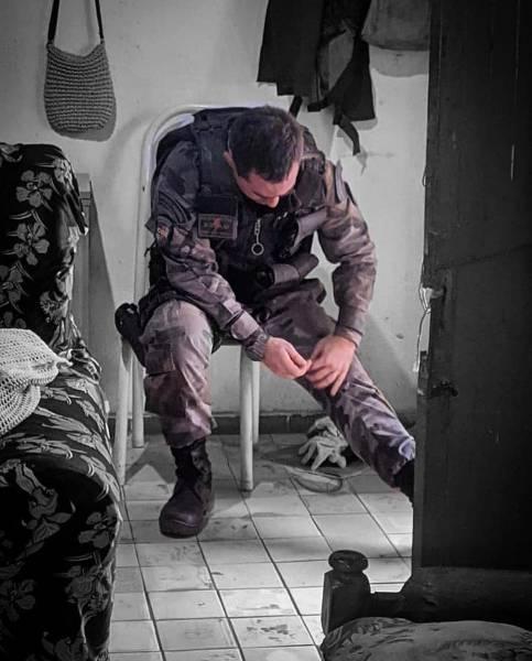 Divulgação / Polícia Militar de Goiás