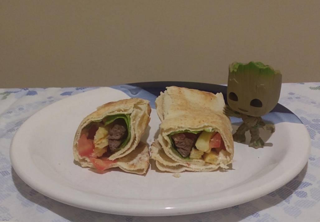 prato vingadores capa (Foto: Letícia Rocha )