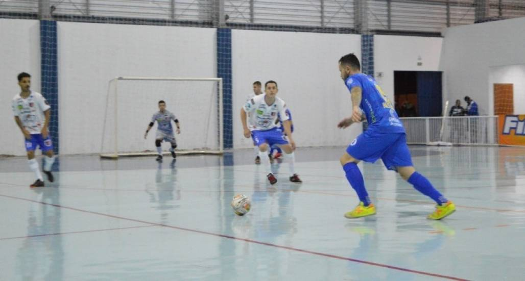 Futsal 967 ( Ednei Rovida/Taubaté Futsal)