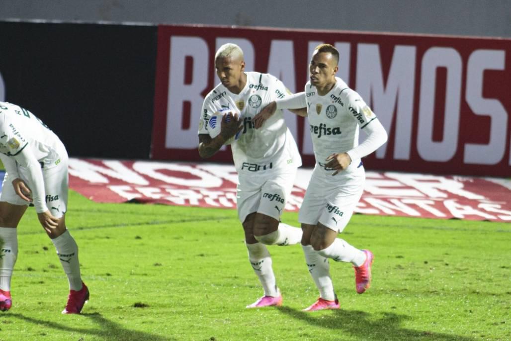 Palmeiras (Diogo Reis - AGIF)