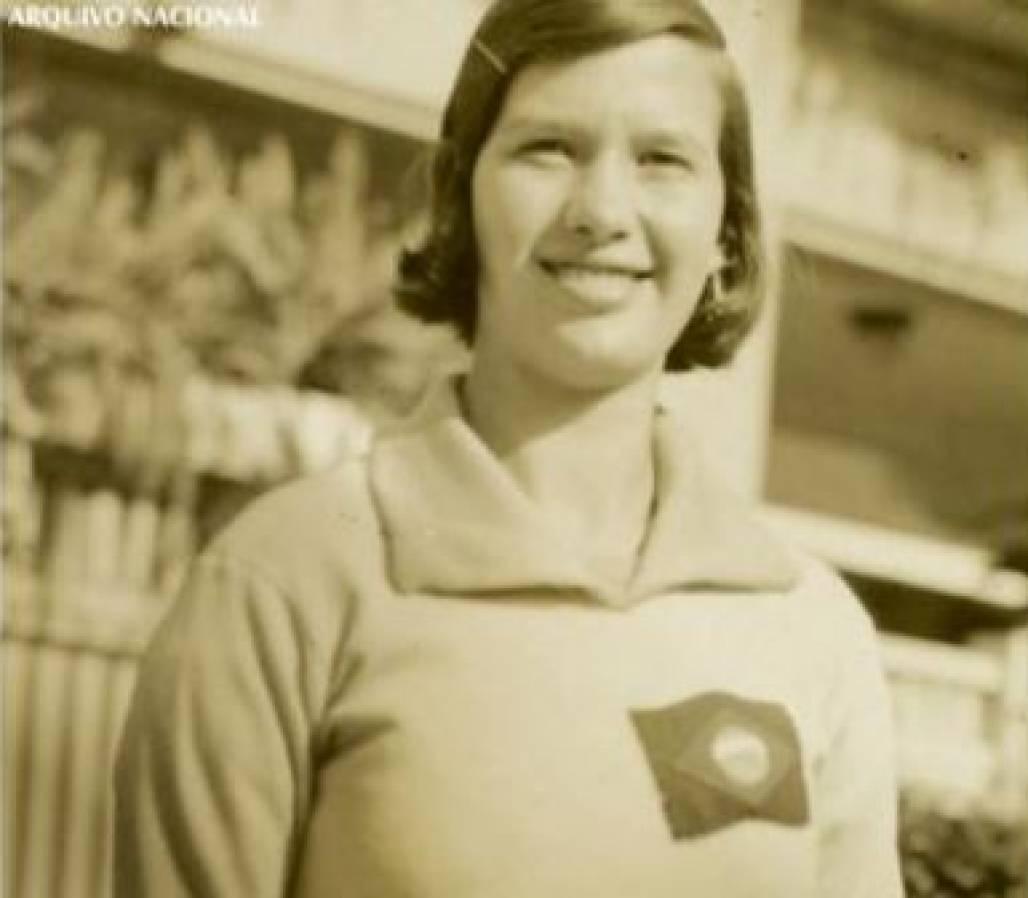 Maria Lenk (Foto: Reprodução)