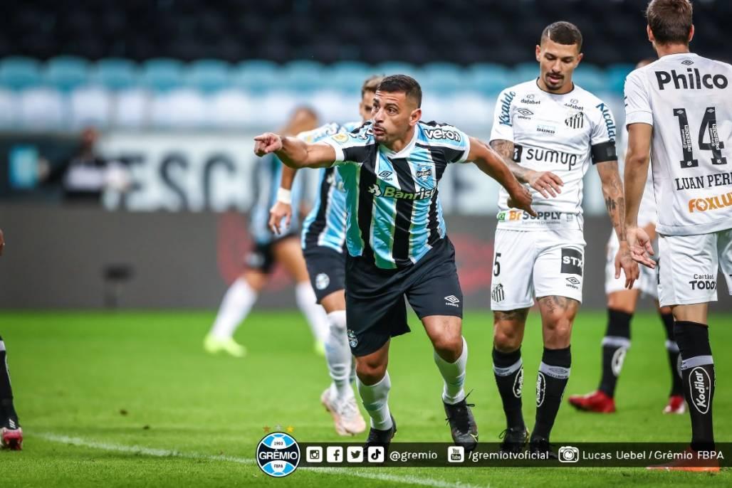Lucas Uebel - Grêmio FBPA (Lucas Uebel / Grêmio FBPA)