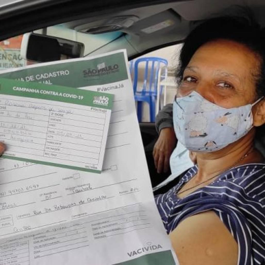 vacinação taubaté (Divulgação/PMT)