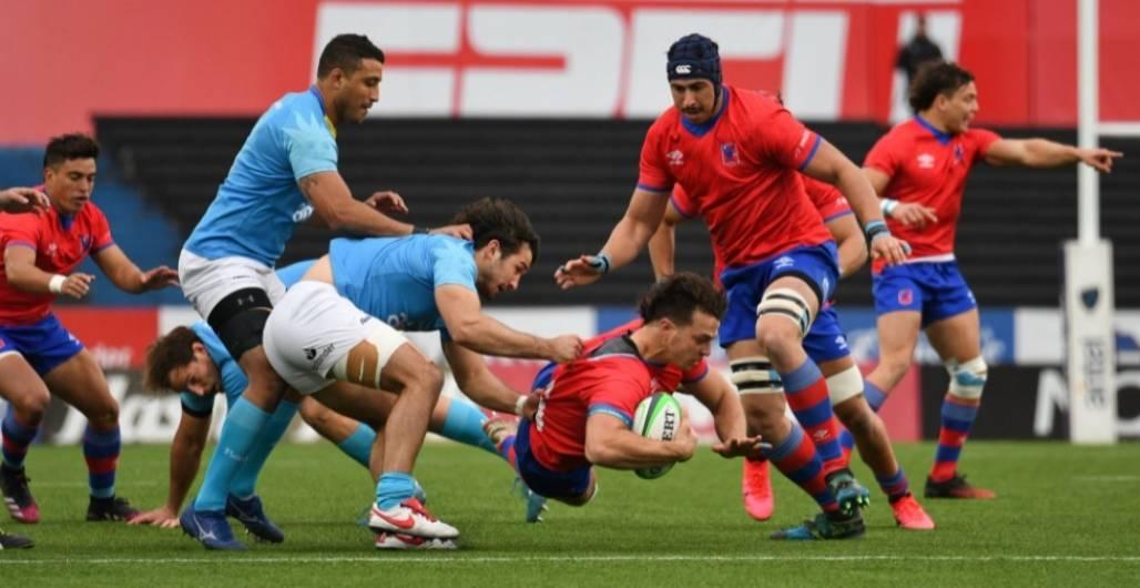 Rugby 998 (Chile/Rugby/Divulgação)