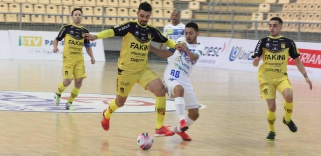 Brenno Domingues/São José Futsal