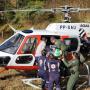 Motociclista sofre ferimentos graves após acidente na estrada entre São Francisco Xavier e Monteiro Lobato