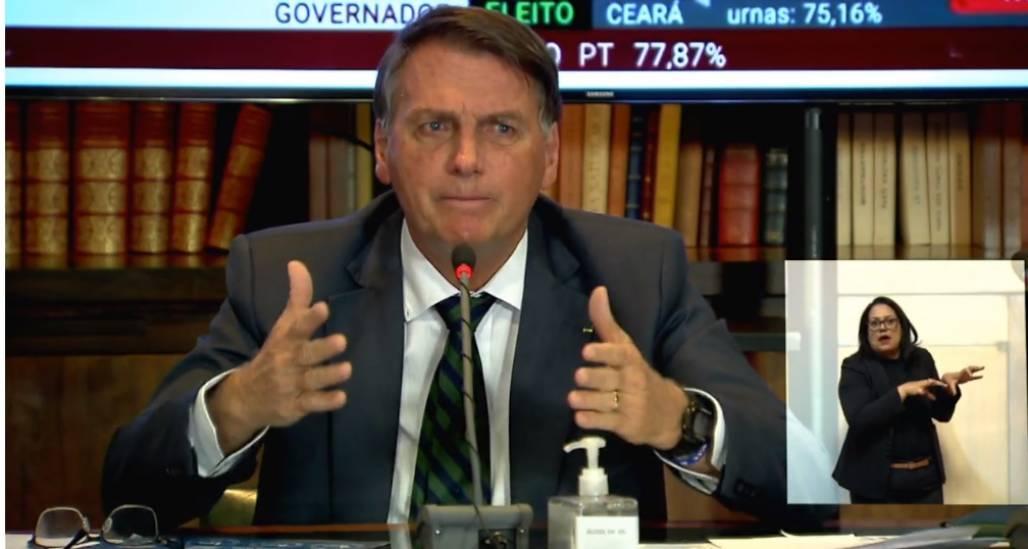 Jair Messias Bolsonaro - Reprodução Facebook Bolsonaro (Reprodução / Facebook Jair Bolsonaro)