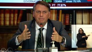 Jair Messias Bolsonaro - Reprodução Facebook Bolsonaro