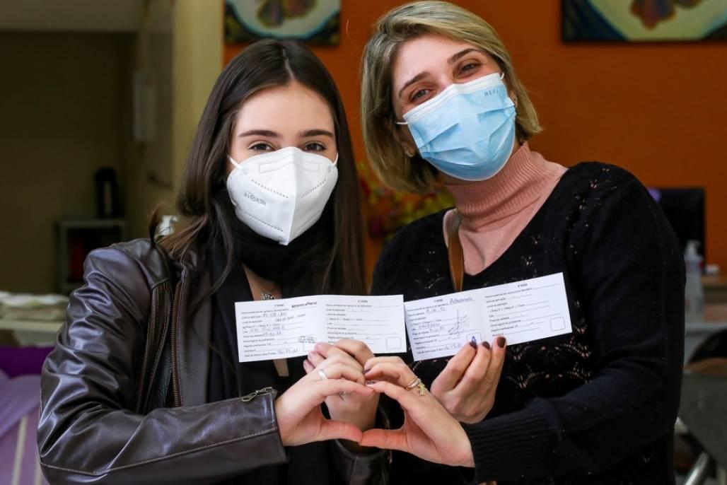 vacina sjc (Foto: Adenir Britto/PMSJC)