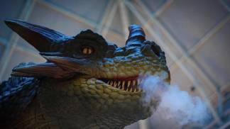 Exposição Internacional de Dragões do Colinas Shopping 10